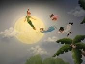 Peter Pan friends