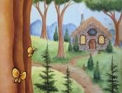 Cottage forest