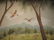 Dinosaurs- flying