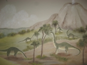 Dinosaurs-plant eaters