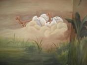 Dinosaurs-hatching