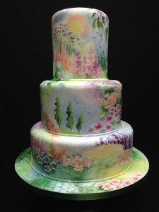 Cake - Monet 2