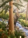 Moose pines