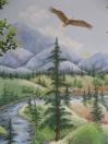 Forest trailer eagle