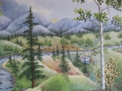 Forest trailer lobby 2