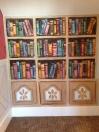 Furniture - Frozen bookshelf