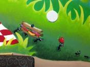 Garden - ants