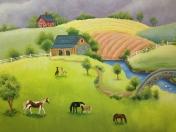 Horse  - ranch