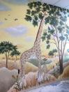 Safari giraffs