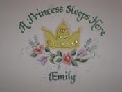 lettering princess