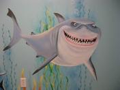 Ocean- Nemo shark