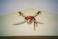 Pirate - skull swords