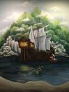 Capt. Hook's Ship