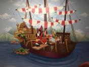 Capt. Hook ship