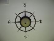 Pirate compass light