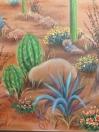 Scenery - desert cactus