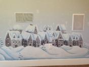 Scenery - Snow village