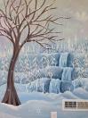 Scenery - Snow hills
