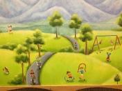 Scenery - Kids playing