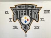 Steelers wall