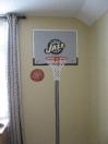 Sports - Jazz backboard