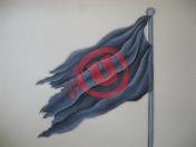 Sports - U black flag