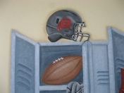 Sports - U helmet