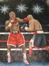 Sports Boxer Mayweather