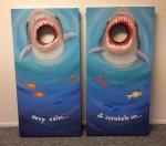 Cornhole sharks