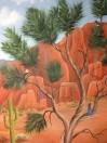 Trees - desert