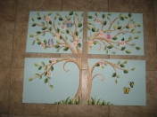 Tree 4 canvas
