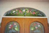 Windows - summer blossoms
