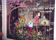 Windows - birdhouses