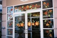 Windows -fall front doors