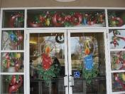 Windows - christmas doors