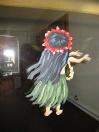 Windows - hula girl