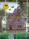 Windows - haunted house