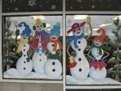 Windows - Snow Gals