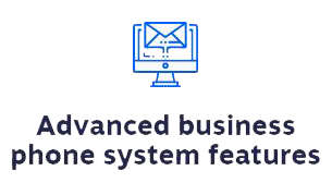advanced business phone system features