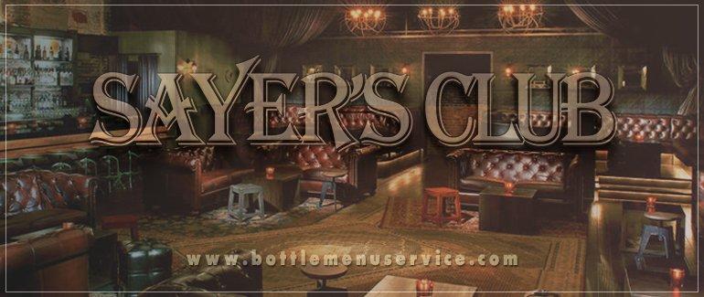 Sayers Club Hollywood