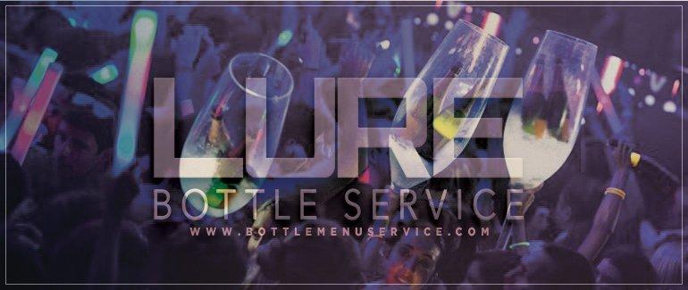 Lure Bottle Service
