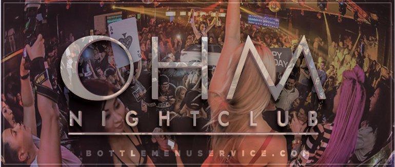 Ohm Nightclub Los Angeles Night Club Guide