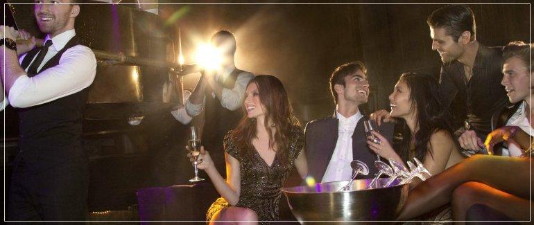 VIP Table Service Best LA Club Events