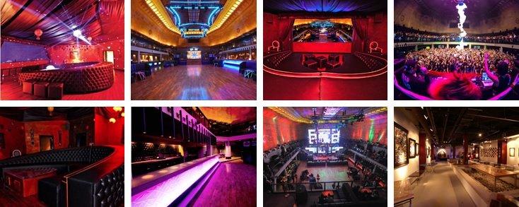 Exchange LA Club Venue Images