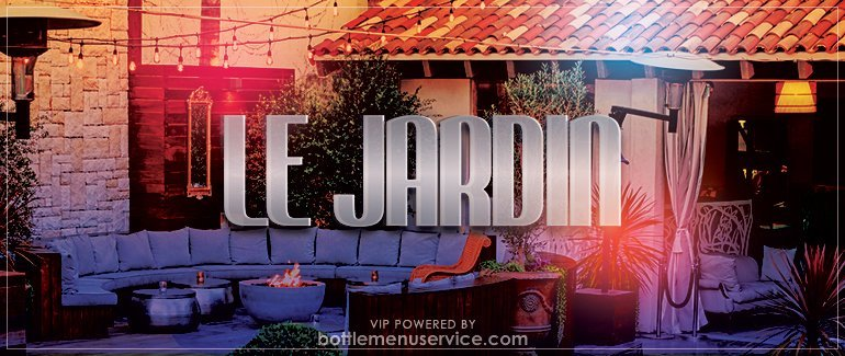 Le Jardin LA