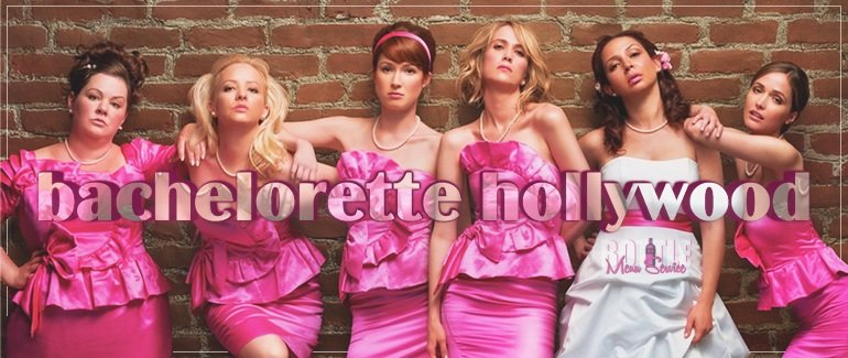 Bachelorette Hollywood LA Party Packages