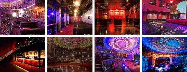 Belasco Theater Venue Images