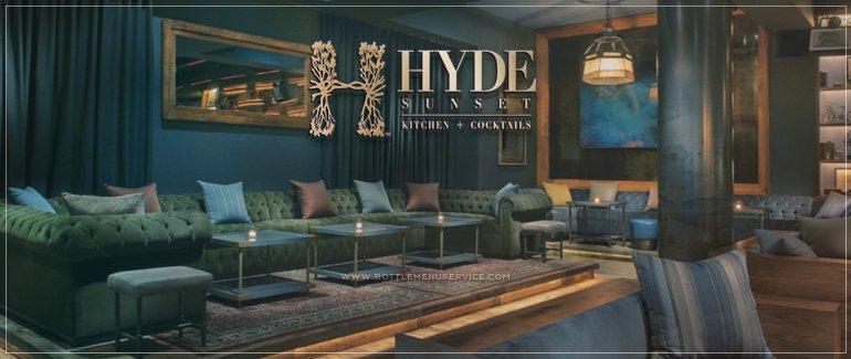 Hyde Sunset