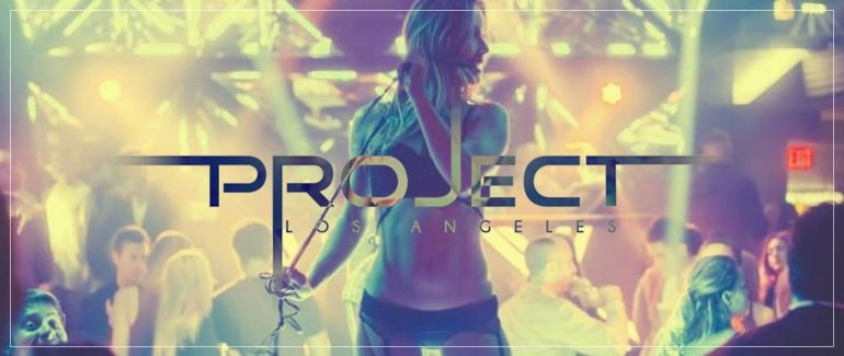 Project Nightclub Saturday Nights