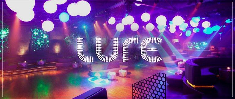 Lure Nightclub Los Angeles